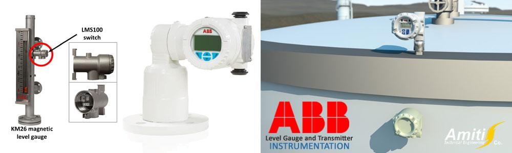 نمایندگی ابزار دقیق ABB   ابزار دقیق ABB   تجهیزات ابزار دقیق  ABB Instruments Tools   ABB